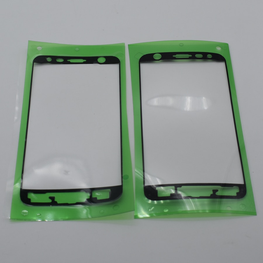100 piezas de alta calidad LCD pantalla bisel marco adhesivo pegamento cinta para Samsung Galaxy J5 primer On5 G570 J7 primer On7 G610
