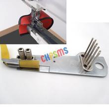 Kit de 1 avec reliure et bande   guide de reliure, support de liaison adapté pour PFAFF 335 couture Important   Choisir la taille voulue