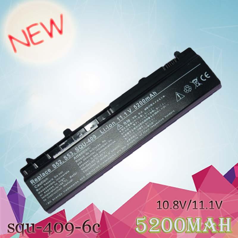 ApexWay 4400mAh  Laptop Battery SQU-409 SQU-416 For BenQ Joybook S52 S53 S31 T31 S52E S52W S53E S53W