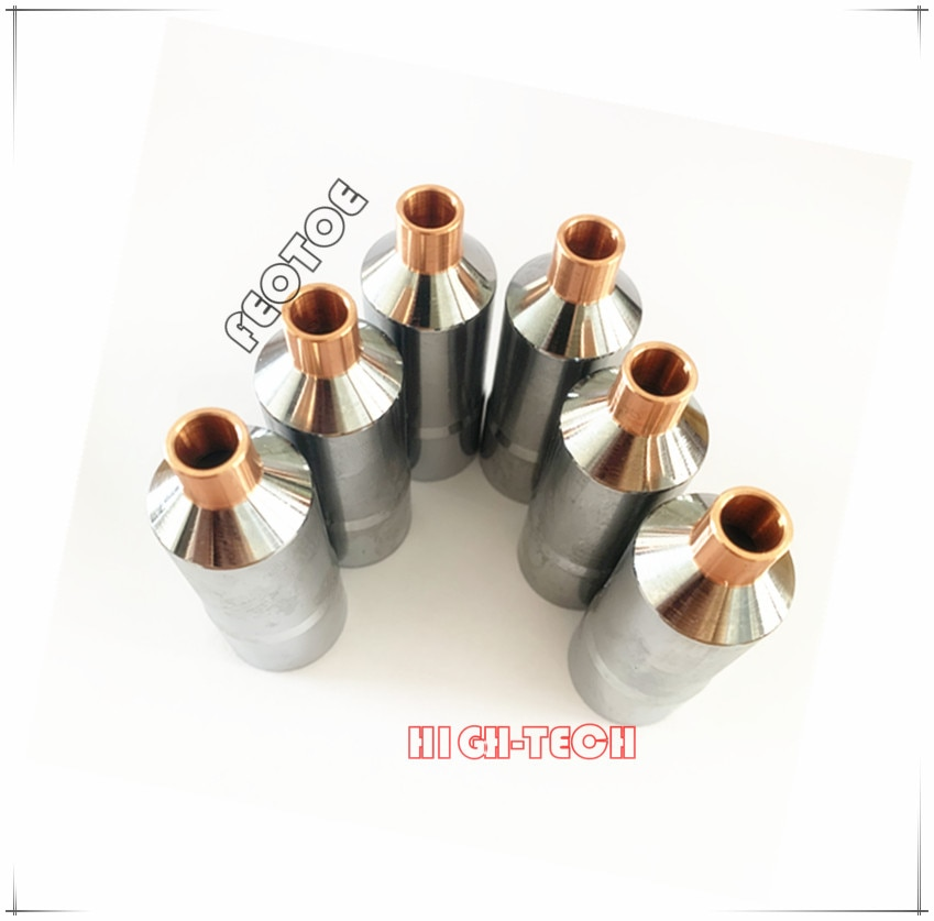 Peças sobresselentes diesel da luva do cobre dos acessórios 11176-1190 do combustível da precisão
