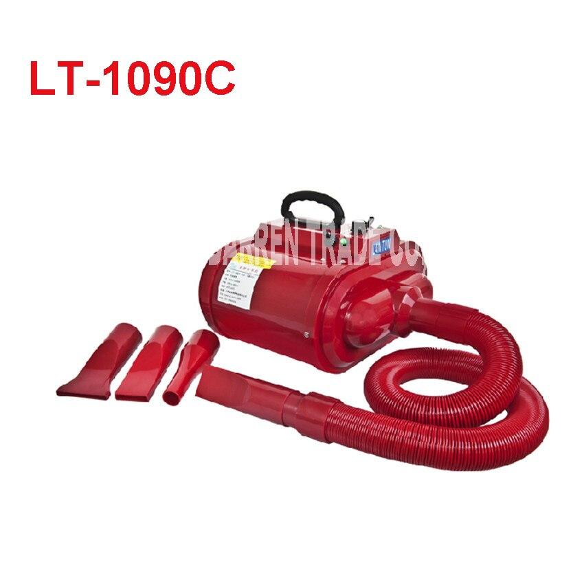 Dual Motor Speed Low-Noise 4 March 2800 W Pet Hair Dryer LT-1090C Dog Hair dryer Wind speed 18m/s-80m/s 220V 2800W Pet dryer