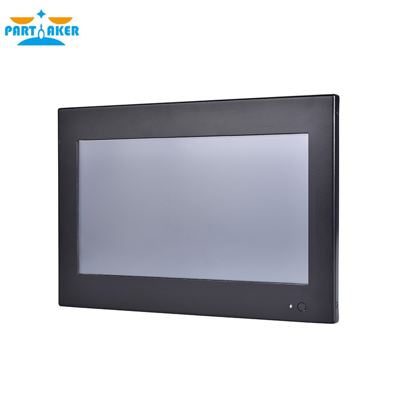 Partaker Z6 10.1 Inch Made-In-China 4 Wire Resistive Touch Screen Intel Core i5 3317U OEM All In One Pc 2G RAM 32G SSD enlarge