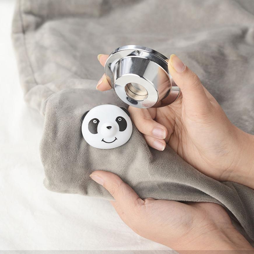8 Uds pinza para edredón soporte Panda hebilla sábana antideslizante cubierta del edredón magnético Anti-movimiento hebilla fijador Clip hogar 2o0514