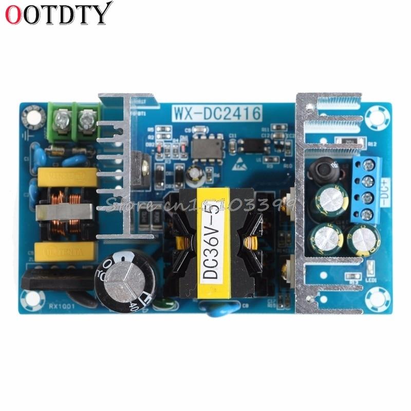 OOTDTY AC convertidor 110V 220V DC 36 V MAX 6.5A 180W regulador transformador de potencia del conductor de la nave