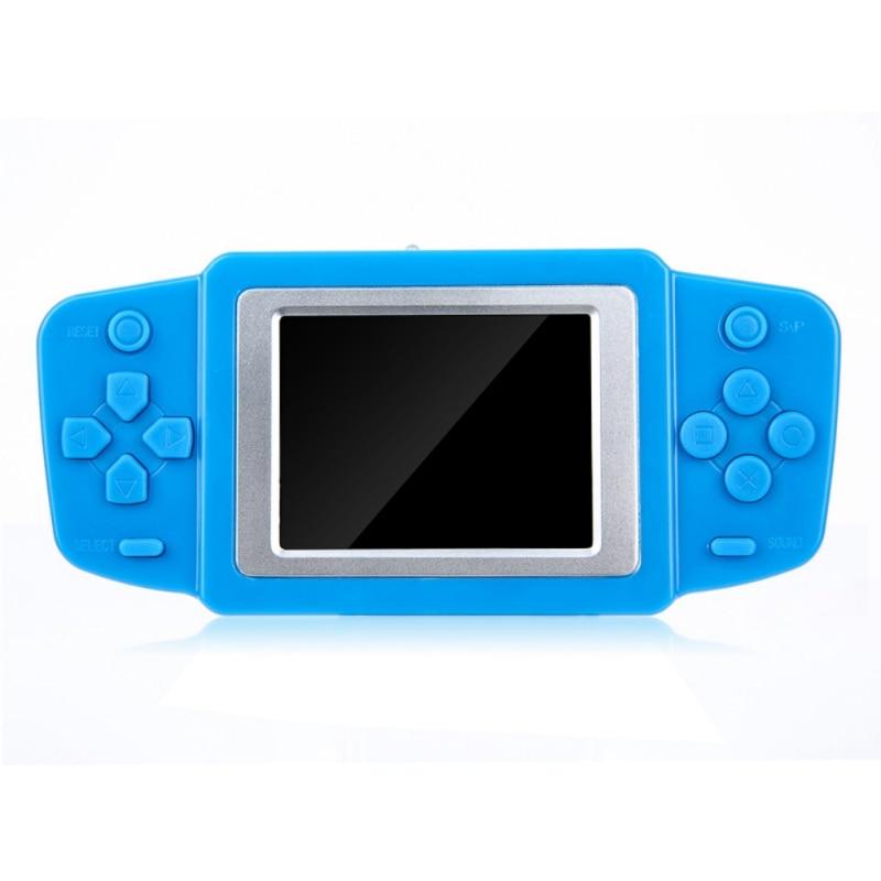 Portátil 2.5 Ultra-Fino de Vídeo Game Player 268 bit NES Jogos Clássicos 8 gamepad das crianças jogo de Puzzle console de vídeo game