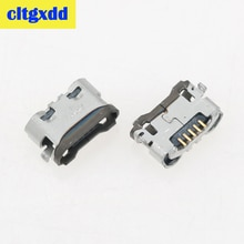 cltgxdd 2 pcs Data Interface For Motorola Moto G3 XT1541 XT1542 XT1543 Micro Charging Port USB Connector Jack Dock Replacement