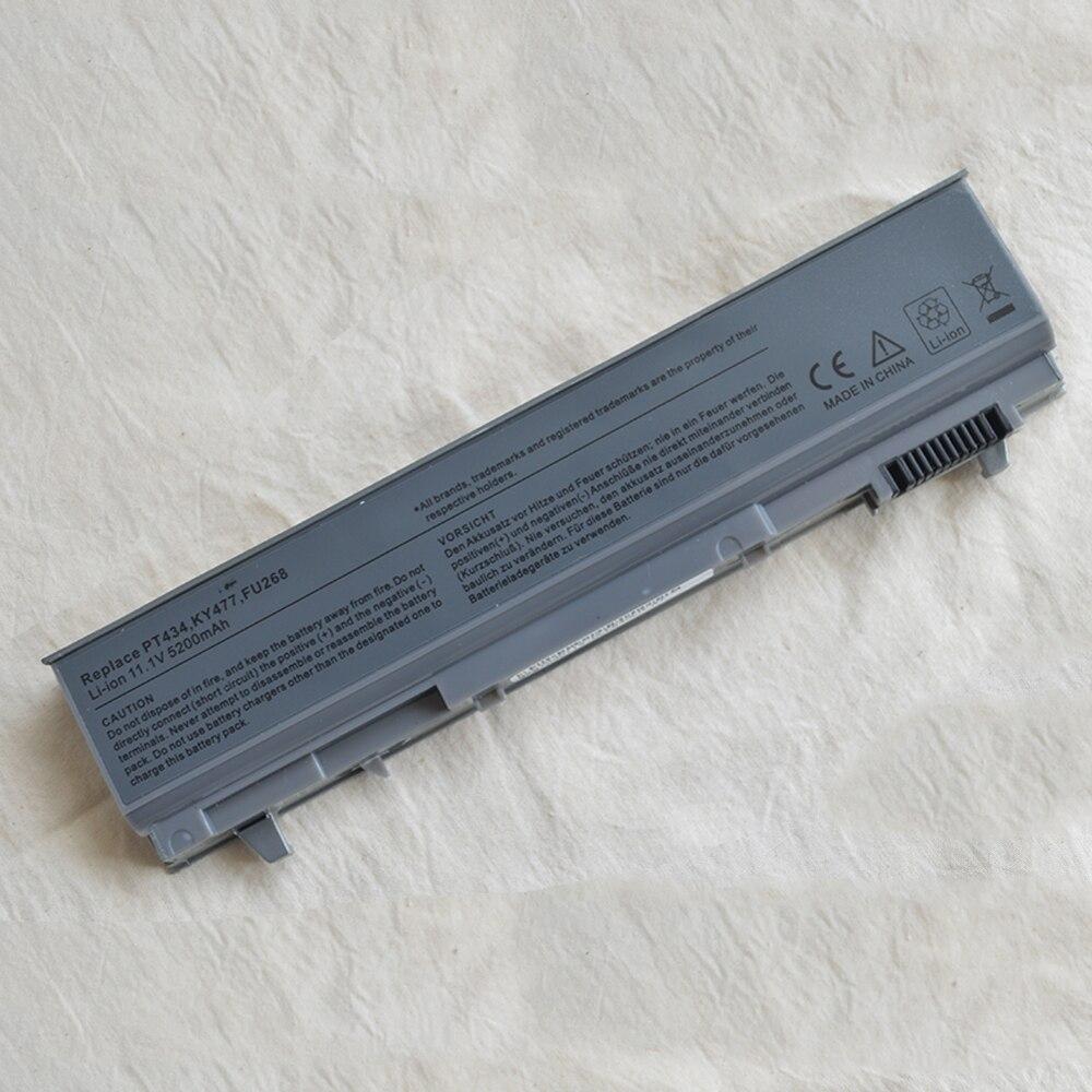 Новый 6-ячейный Аккумулятор для ноутбука DELL FU571 MN632 MP303 R822G KY265 PP27L ATG 0FU268 00MP307 0FU272 KY477 MP307 KY466 FU439 NM631