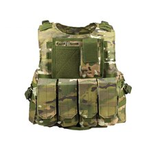 Askeri taktik yelek erkekler ordu Swat üniforma yelekler Paintball Wargame giyim MOLLE yelek boşaltma kamuflaj savaş Camo yelek