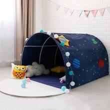 Tente de jeu pour enfants château de plage intérieur extérieur jouet jeu maison princesse bébé pliant Camping Portable Tipi maison livraison directe