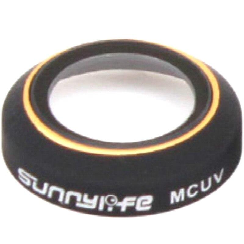 1pcs/set HD Camera Lens Filter MCUV Filters Kit for DJI Mavic Pro Drone Accessories