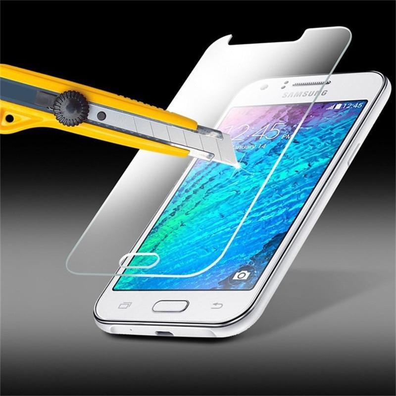 Tempered Glass for Samsung Galaxy J1 2016 SM-J120F J120H J120 Case Screen Protector Capa on J1 2015 J100F J100FN J100H/DS Fundas