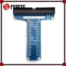 Carte dextension GPIO 40 broches adaptateur GPIO Module GPIO Style T pour Orange Pi Plus framboise Pi 3 modèle B