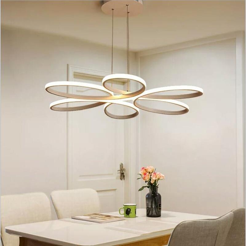 مصباح سقف من الألومنيوم ، تصميم حديث ، إضاءة داخلية ، إضاءة سقف زخرفية ، مثالية لغرفة المعيشة أو غرفة النوم أو غرفة الطعام.