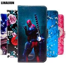 Case for Black Fox B7 B4 mini NFC B6 Fox B7Fox+ Leather Flip Case With Card Pocket Ultra-thin Phone Cover case Coque Fundas Etui