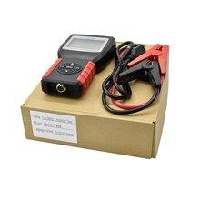 Тестер автомобильных аккумуляторов LANCOL, многоязычный, 12 В, 2000cca