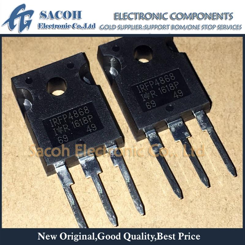 New Original 5PCS/Lot IRFP4868PBF IRFP4868 4868 or IRFP4768 TO-247 70A 300V Power MOSFET transistor