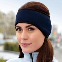 CHAMSGEND-bandeau oreillettes unisexe   Pour femmes hommes, hiver, chauffe-tête, bandeau doreille de Ski, livraison directe, 1F8
