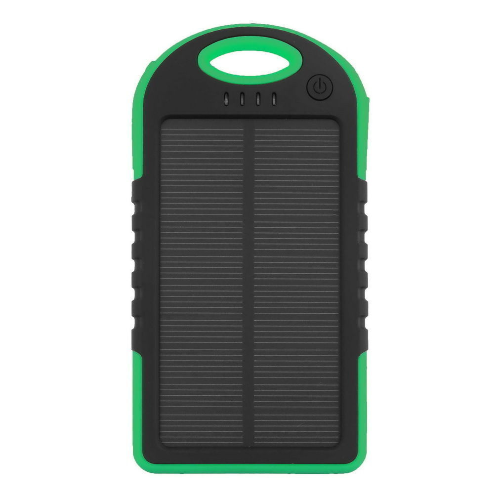 Portable 20000mAh Dual USB Solar Mobile Power Bank Case DIY Kit Support 606090/909060/7565121 Polymer DIY Kit (Just have Case))