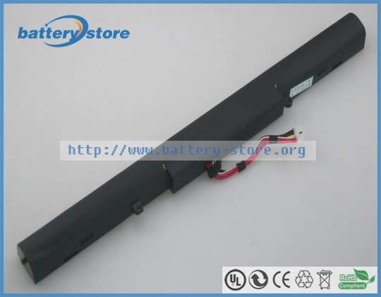Bateria do laptop genuína para A41-X550E, 0B110-00220000, 0B110-00220100, 0B110-00220200, F751L, X751LN, F751MA, X450j, 15 V 2950 mAh