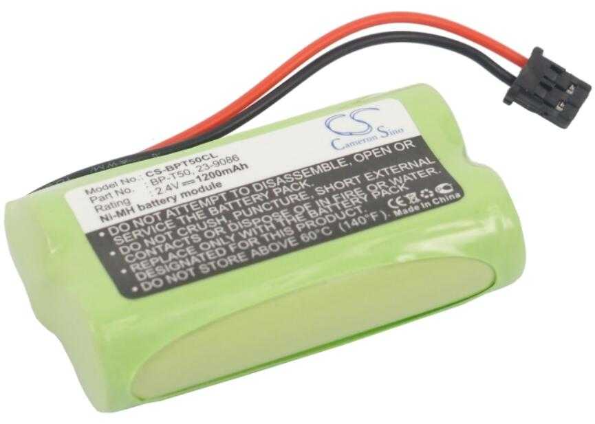 Cameron Sino 1200 mah bateria para RADIO SHACK 239086 9601943 SANYO GES-PCF07 para SONY SPP-N1000 V TECH CS6128 BP-T50 GES-PCF07