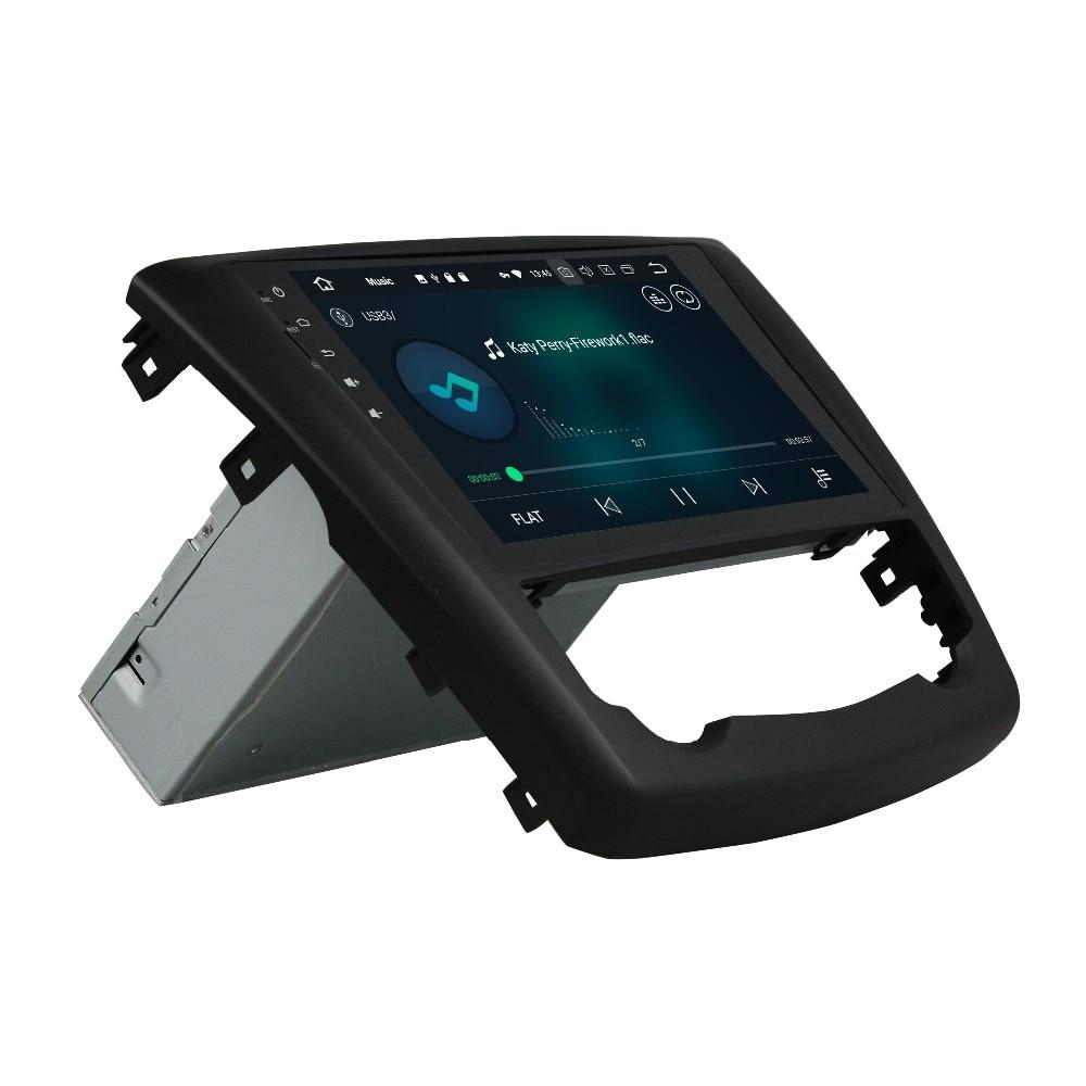 Lecteur DVD Renault Kadjar 8.0   Écran IPS, 4 go de RAM, Octa Core 1 din 9