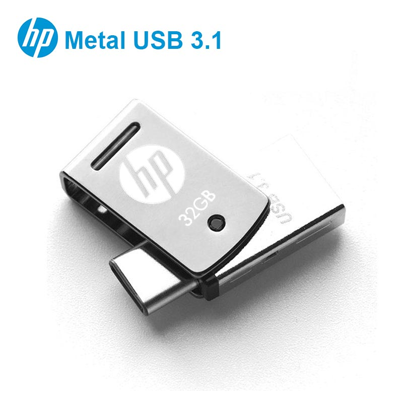 New Arrival 2019 USB 3.1 USB Flash Drive 32gb 64gb 128gb Memory Stick Plus Customized Logo Metal Pendrive Dropship Type C USB