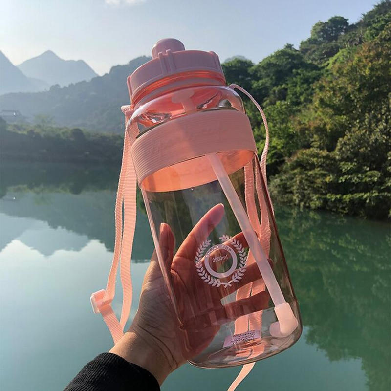 Hot Sale Outdoor Fitness Sports Bottle Kettle Large Capacity Portable Climbing Bicycle Water Bottles