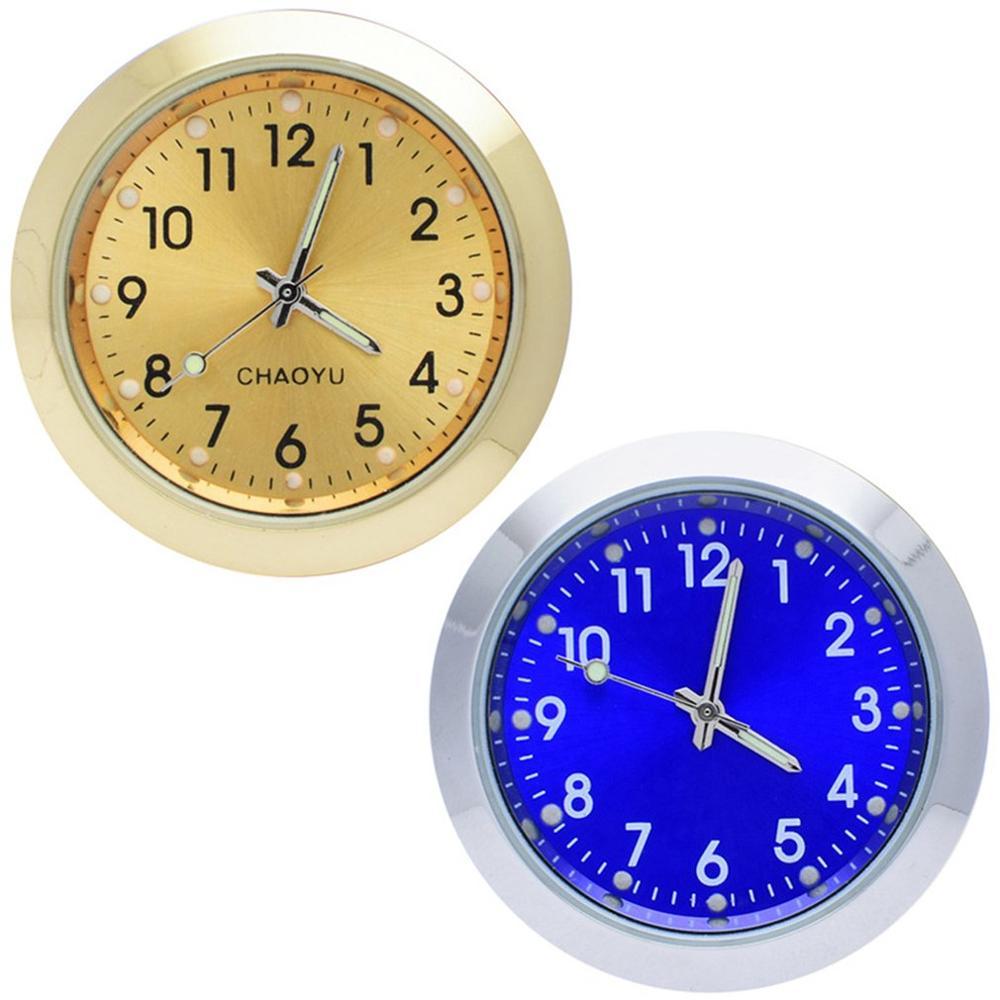 Relógio Relógios de Saída de Ar do Ar Condicionado do carro Perfume Aromaterapia Carro Relógio