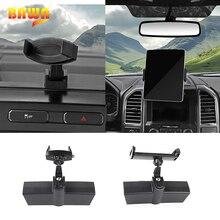 Support de téléphone GPS   Intérieur de la voiture, support dipad, support de téléphone, accessoires dautocollants pour Ford F150 2015 Up