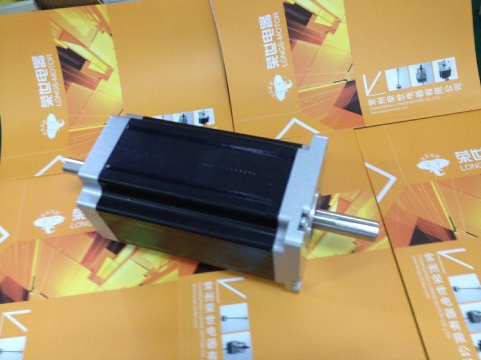 1 Uds Nema 42 Stepper Motor42HS6480 4120oz-in 8.0A 201mm CNC de doble eje corte molino de molienda bordado corte láser