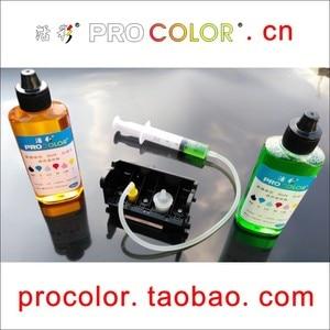 Printer head Dye ink printhead Cleaning Fluid for  Canon PIXMA  MG6650 IX6850 MX725 MX925 iP8720 iP8750  MG6320 MG6350 MG7120