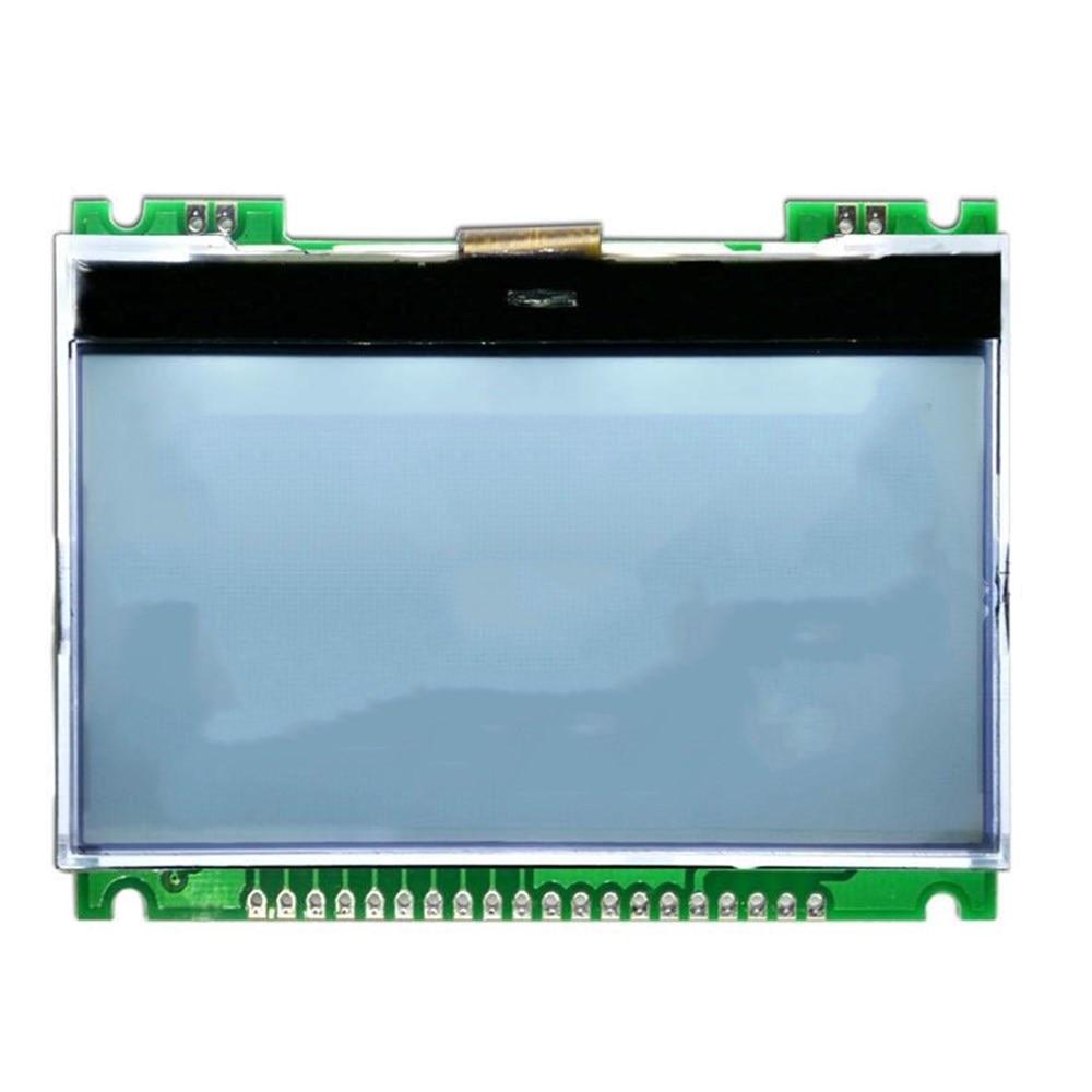 12864G-303-PC12864 dot-matrix módulo LCD de caracteres LCD FSTN semi-permeable engranaje tipo 3,3 V/5 V