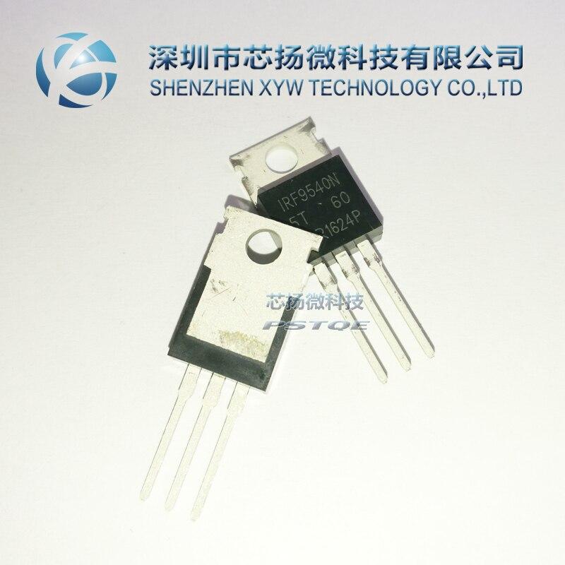 Nuevo original IRF9540N IRF9540 a-220 TO220 en Stock