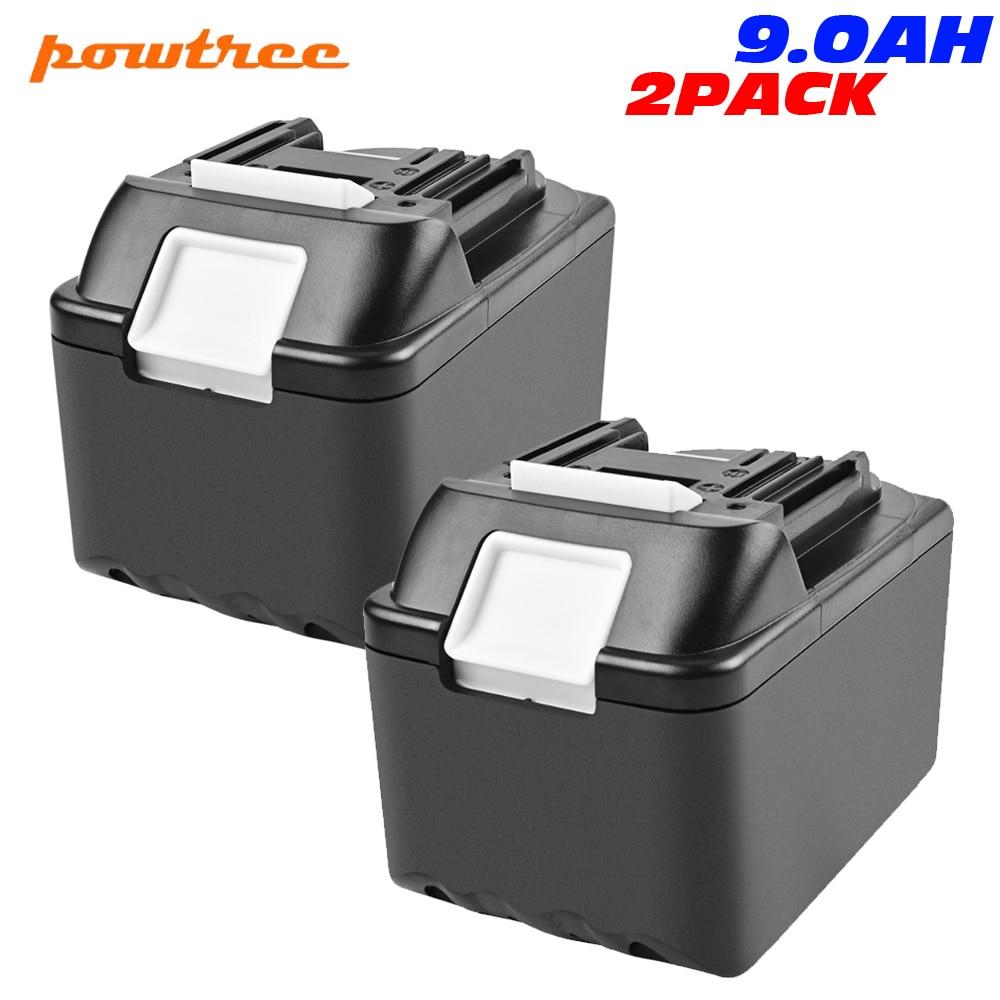 18V 9000mAh Replace BL1830 BATTERY LXT LITHIUM-ION FOR Makita BL1830 LXT400 BL1815 BL1840 BL1850 Cordless Battery