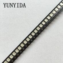 100 pcs/LOT Diode de lumière jaune 1210 SMD LED Super lumineux 3528 LED 3.5*2.8mm nouveau