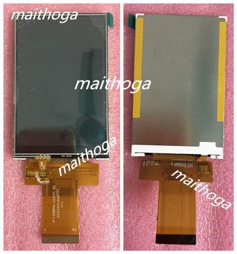 3.5 polegada 40PIN 8 MCU SPI TFT LCD Tela Colorida/16Bit Interface Paralela 320 (RGB) * 480 (Touch/No Touch)