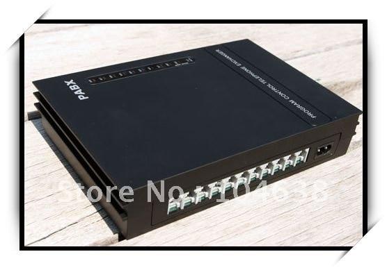 Sistema de teléfono PBX/MINI PABX-(3 líneas + 8 usuarios de Ext)-Venta caliente