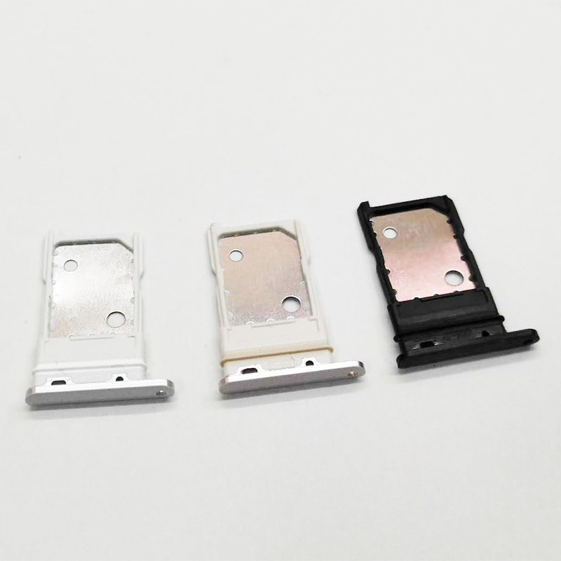 Para Google Pixel 3XL tarjeta Sim bandeja lector de tarjetas SD ranura soporte