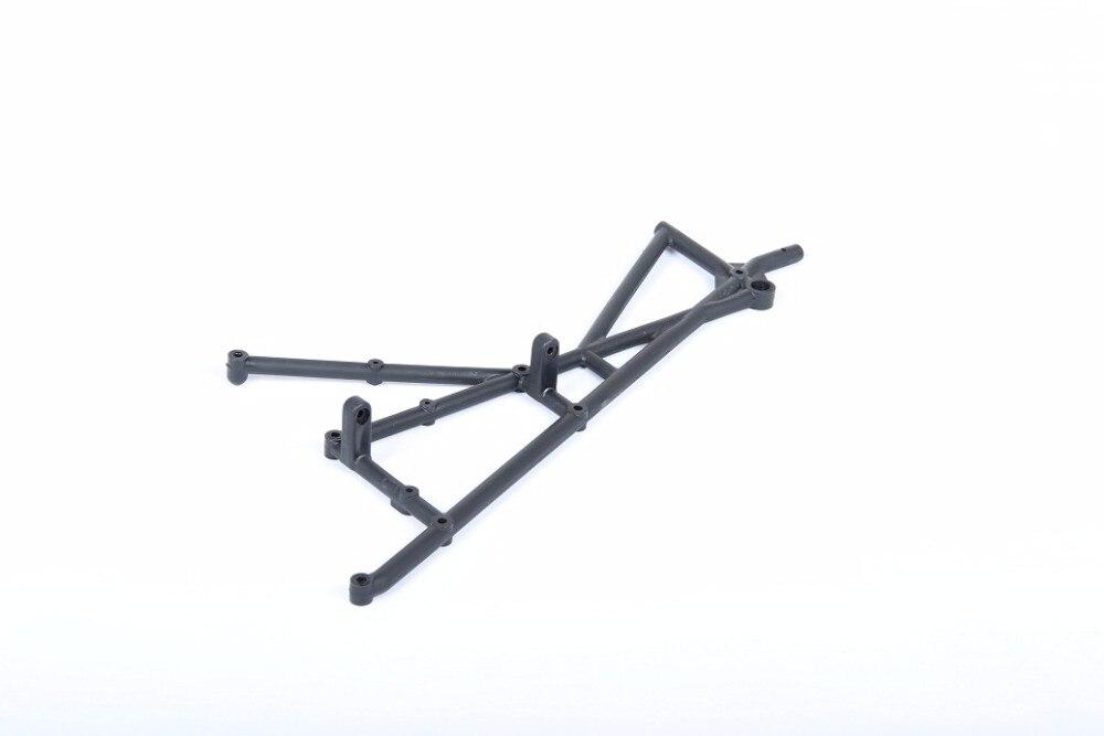 Soporte de soporte de carcasa de coche 9 para jaula enrollable para 1/5 losi 5ive-T ROVAN LT KM X2 partes