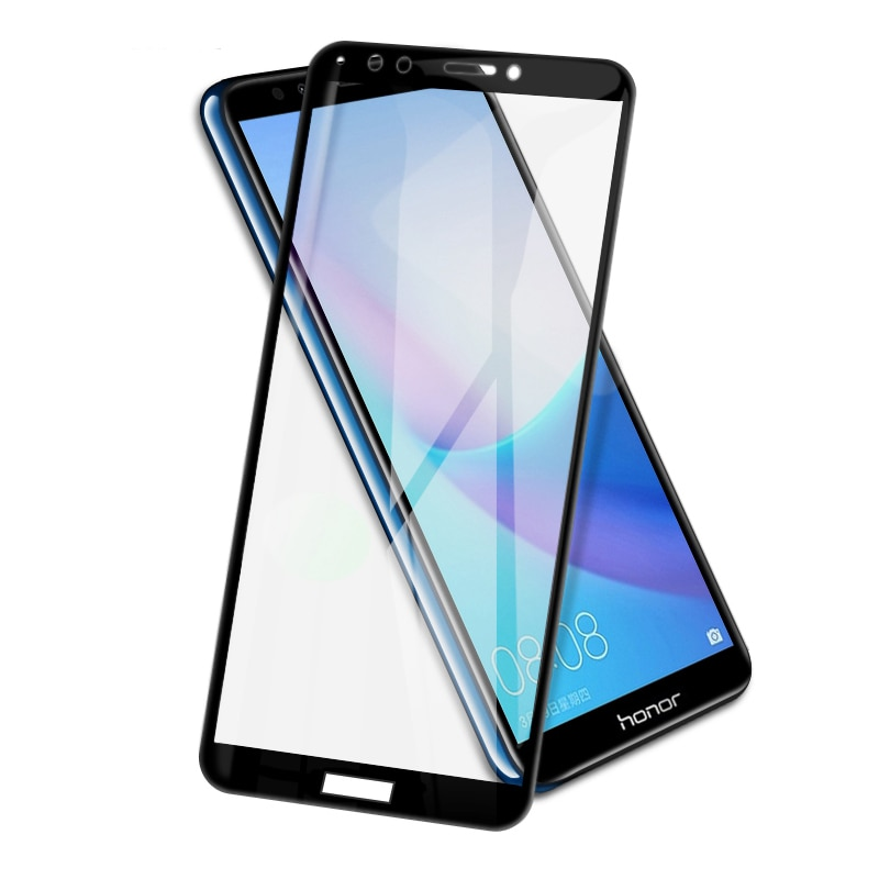 tempered glass for huawei honor 7a 7c pro 9H screen protector on huaway hono 7apro 7cpro 7 a c a7 c7