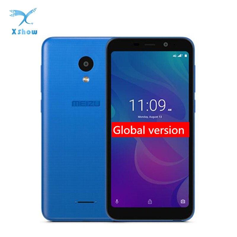 "Meizu C9 Global Versie 2 Gb Ram 16 Gb Rom Mobiele Telefoon Quad Core 5.45 ""1440X720P Front 8MP Achter 13MP Camera 3000 Mah Batterij"