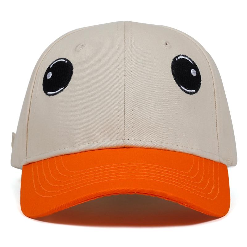2018 new Unisex Cute duck Embroidery Adjustable Dad Hat men handsome cotton Baseball Cap women fashion hip hop caps