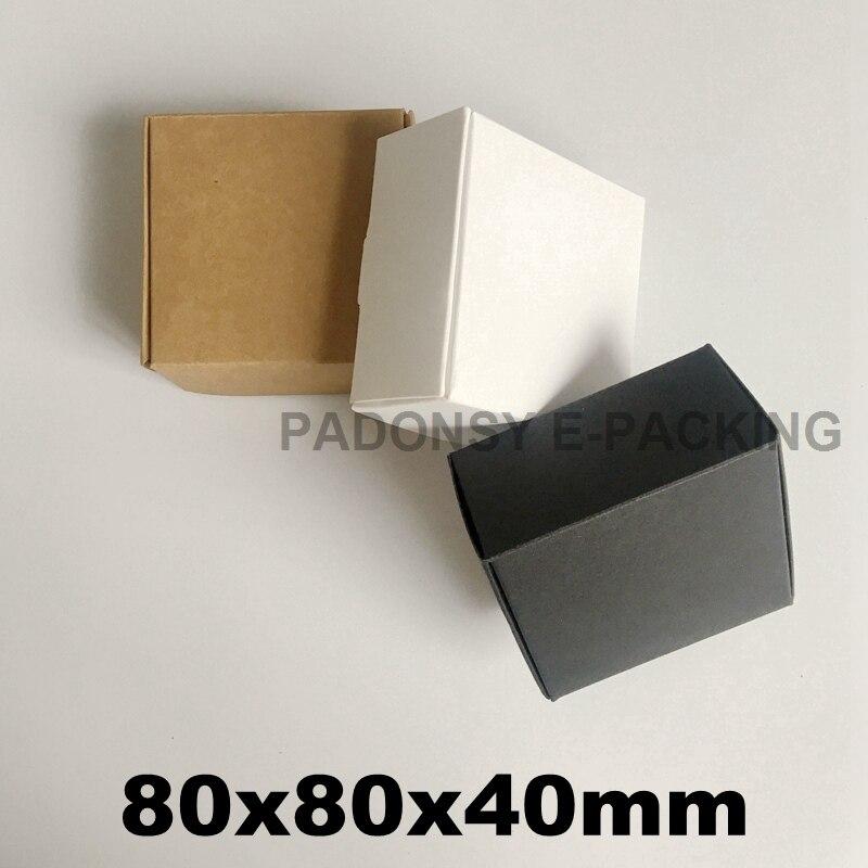 8*8*4cm papel de envolver de cartón caja de regalo caja regalos de boda caja dulces matrimonio Embalagem cajas de cartón Caixa presenta jabón embalaje