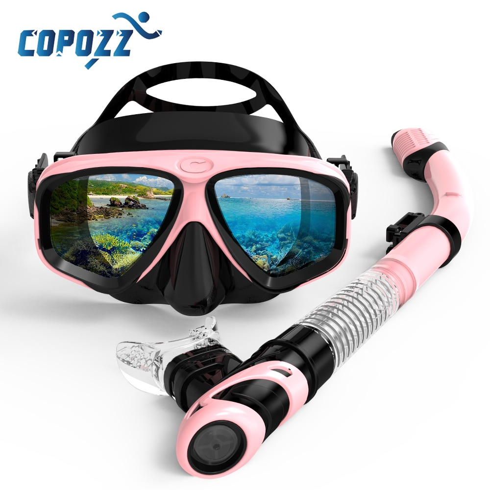 scuba snorkel regulator octopus diving mouthpiece anti allergy safety silicone dive mouthpiece practical equipment m t Copozz New Professional Scuba Diving Mask Snorkel Anti-Fog Goggles Glasses Tube Set Men Women Silicone Swimming Pool Equipment
