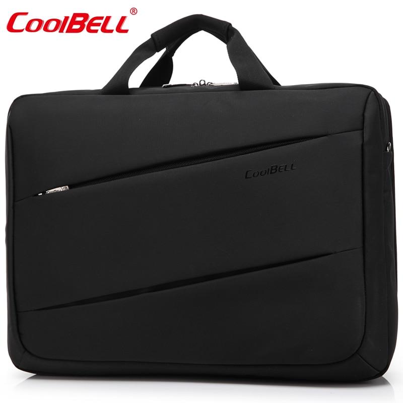 COOLBELL Backpack 17.3 inch Hand Laptop Backpack Nylon Waterproof Backpack Fashion Travel Backpack Shoulder Bags