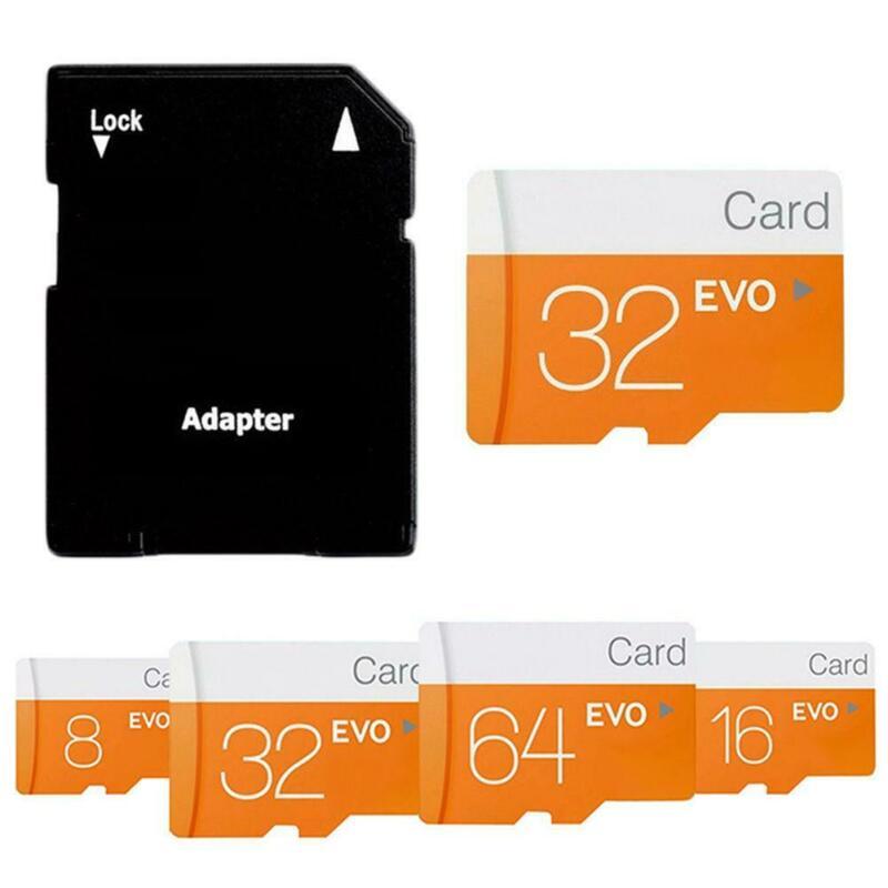 Tarjeta de memoria 32GB EVO + Clase 10 32GB 64GB 128GB tarjeta Micro SD 256GB SDHC SDXC C10 UHS TF tarjeta Trans Flash para teléfono inteligente/tableta