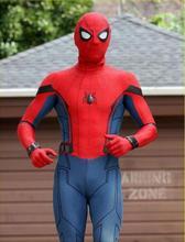 Spider-Man Cosplay Costume 3D imprimé Spiderman Spandex retour Spiderman S-2XL