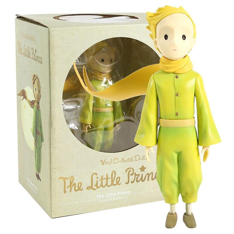 Figuras de acción del príncipe pequeño, juguete de modelos coleccionables en PVC