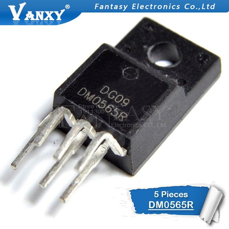 5 piezas DM0565R TO-220F-6 DM0565 TO-220F a-220