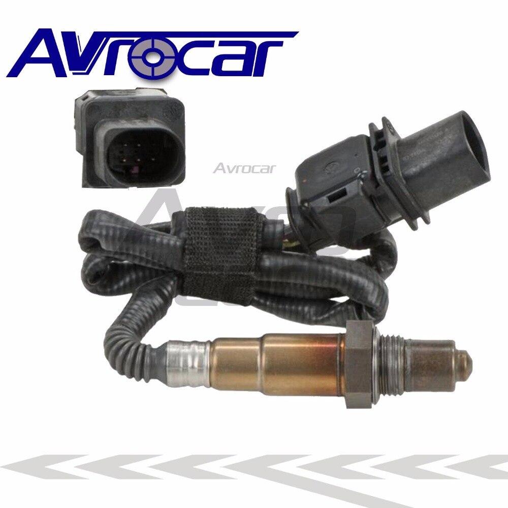 Avrocar Lambda compatible con sensor de oxígeno para Fiat palio 1.6L 2014 1598CC l4 GAS SOHC de aspiración natural de 0258017025